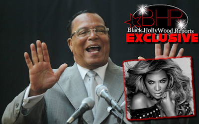 Minister Louis Farrakhan And The Nation Of Islam Offers To Be Beyonce Security