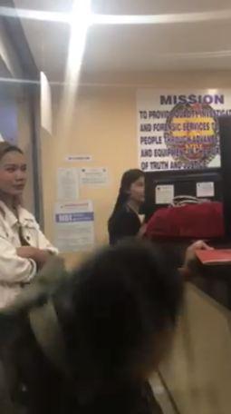"""""""Bobo, Walang Isip, Mahirap ,Patay Gutom at Kurakot!!!"""" - See How Bystanders Burned Out this Woman in a NBI Office"""