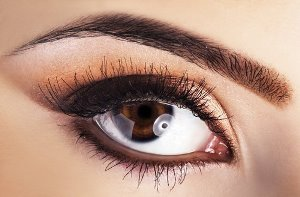 dramatic eye makeup for brown eyes  natural makeup tutorial