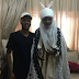 Check: Photo of Emir of Kano with one of his sons