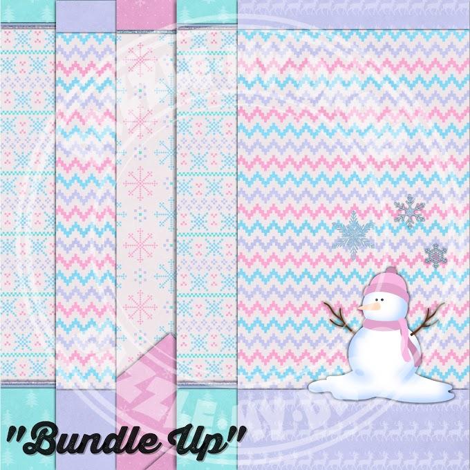 """Bundle Up"" Wallpaper set"
