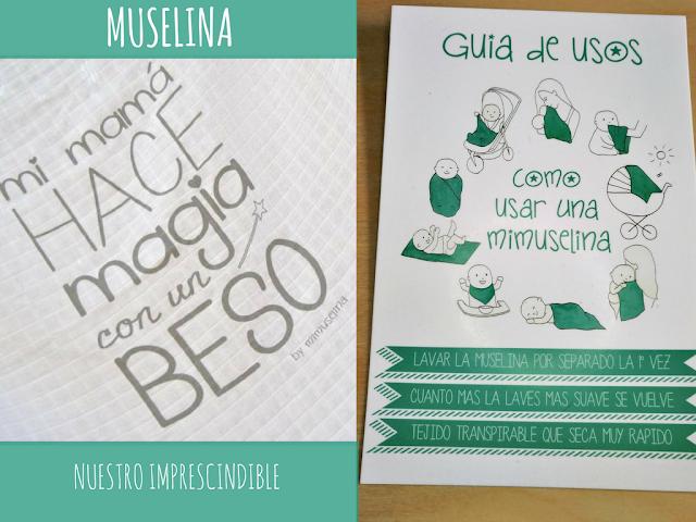 Guía de usos de www.mimuselina.com