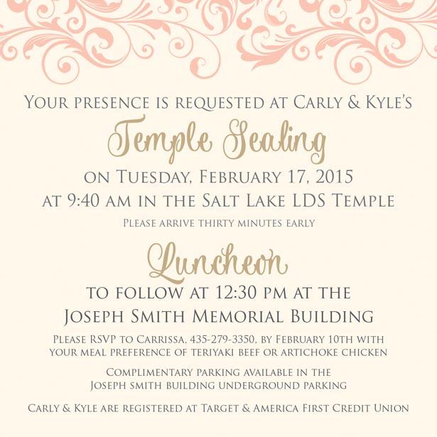 Karas Koncepts Graphic Design Custom Wedding Invitations Canvas