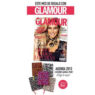 agenda glamour 2013