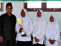 Siswa MTs Mangku Alam Kutim Raih Juara 2 Lomba Cerdas Cermat