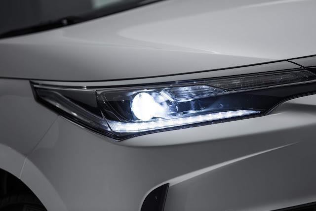 Novo Corolla XRS 2018