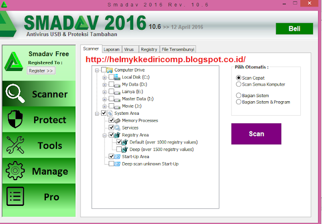 Download Smadav 10.6 Terbaru Pro