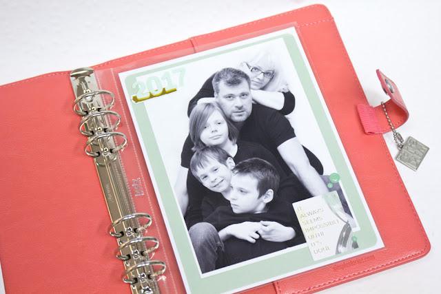 Familienalbum Fotos Memorykeeping