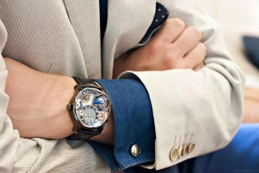 Можно ли носить продавцу часы