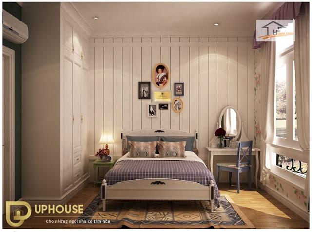 Trang trí phòng ngủ theo phong cách Hàn Quốc 16