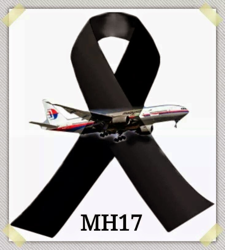 #My thoughts and prayers for passengers and crew of MH17