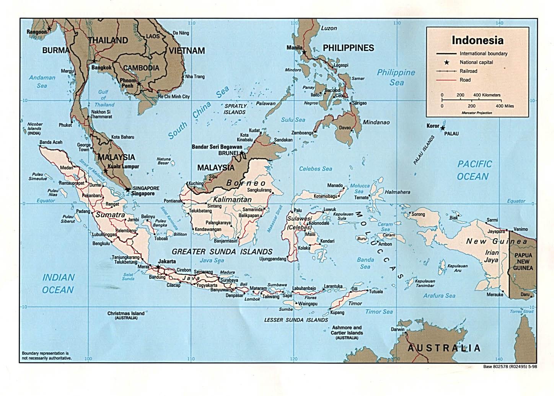 Pembagian Wilayah Negara Benua Asia Materi Pendidikan Tenggara Gambar Peta