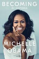 Becoming: Mi Historia por Michelle Obama