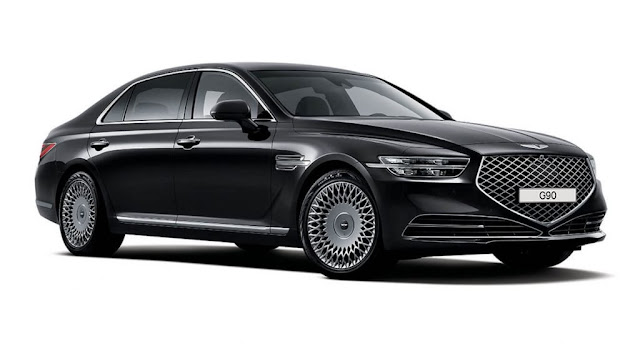 Genesis, Genesis G90, Korea, New Cars