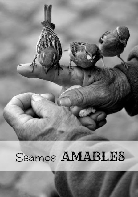 Seamos amables