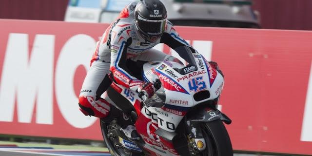 Hasil FP3 MotoGP Belanda: Redding, Rossi, Marquez, Vinales