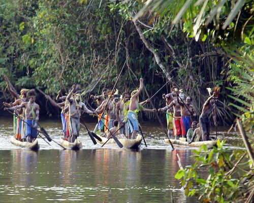 Tinuku Travel Lorentz National Park spans 25 056 square kilometers in Papua as center for biodiversity and culture