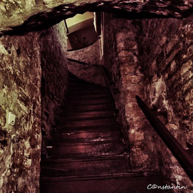 """Iaşi Underground - sunt cunoscute cramele de la """"Bolta Rece"""" si """"Casa Pogor"""""""