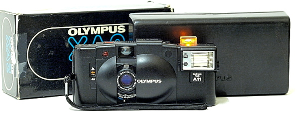 Olympus XA 2, Getting Started With