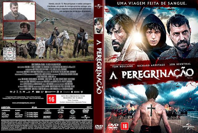 Capa DVD A Peregrinação [Custom]