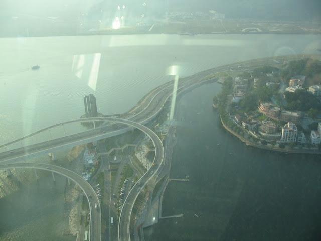 Macau - Blick vom Macau Tower