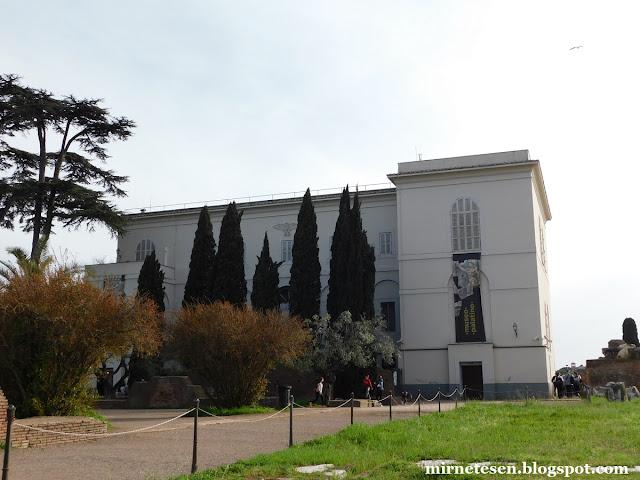 Музей Палатин