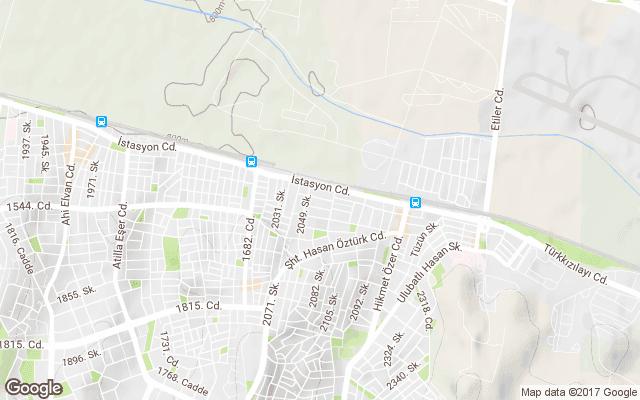 kazım karabekir mahallesi harita