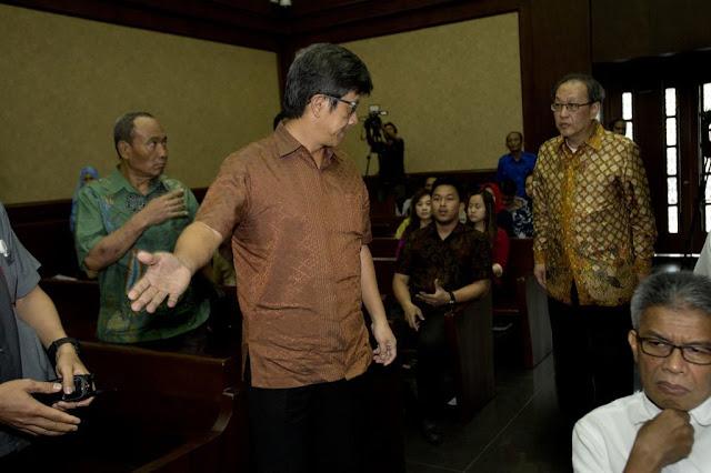 Kasus Korupsi e-KTP: Made Oka Bantah Bertemu Narogong, Paulus Tannos, dan Setya Novanto