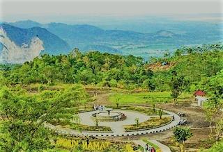 Kebun Raya Kuningan ( Taman Kuning )