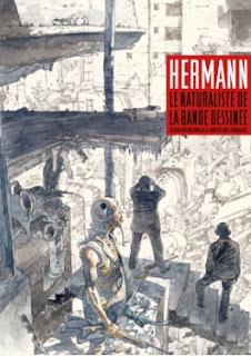 Catálogo Hermann en Angouleme expo bande desinee