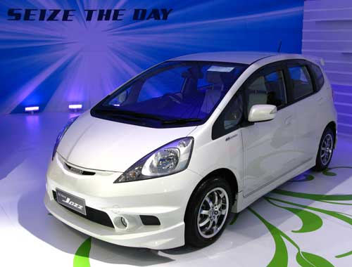 Harga honda jazz rs 2010 manual