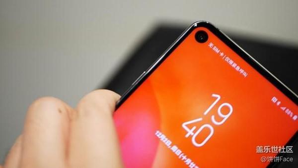 Riview Samsung Galaxy A8s Yang Mempunyai Desain Infinity-O