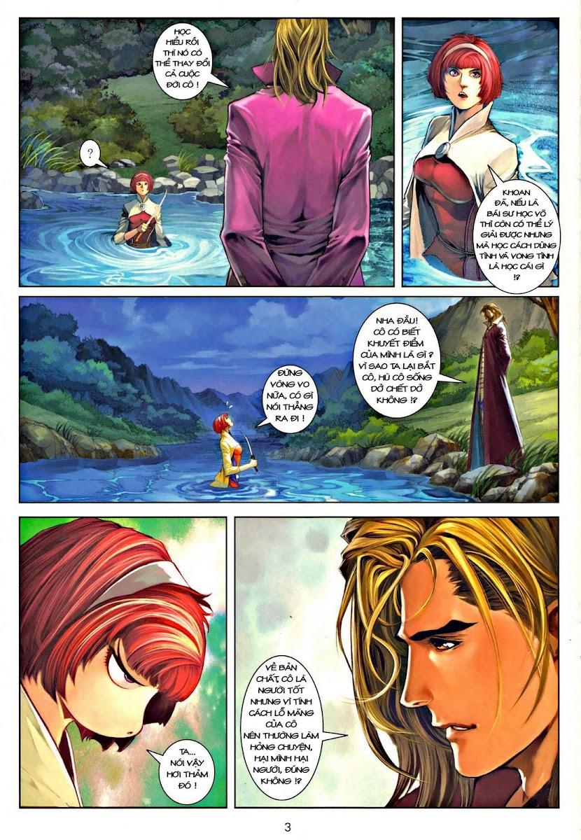 Ôn Thụy An Quần Hiệp Truyện chap 37 trang 3