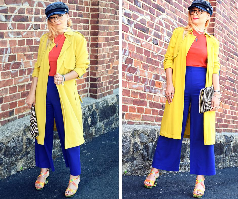 Culotte kombinieren, Tiggers, bequeme Schuhe für Frauen