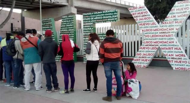 """Tijuana, México.- El Festival Migrante """"Juntos Somos Más"""", que se celebró hoy en Tijuana, tenía como uno de sus objetivos mejorar la imagen del fenómeno migratorio que se tiene en la ciudad mexicana fronteriza con Estados Unidos, y al menos este sábado lo consiguió."""