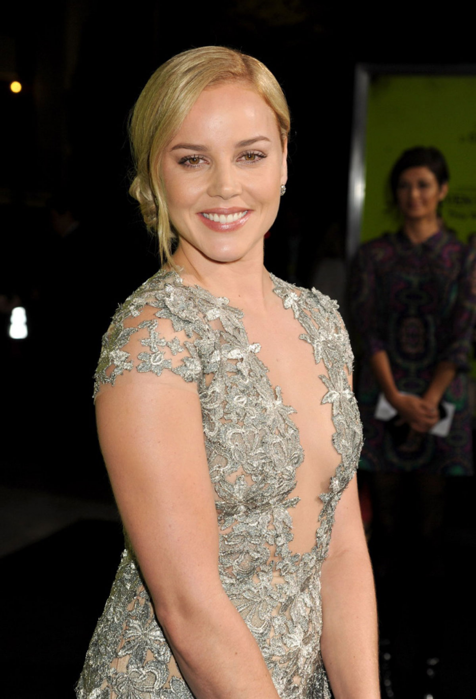 STAR CELEBRITY WALLPAPERS: Abbie Cornish HD Wallpapers