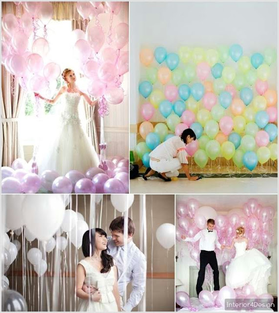 DIY Balloon Wedding Decor Ideas 5 Catchy Ways To Use Balloons 3