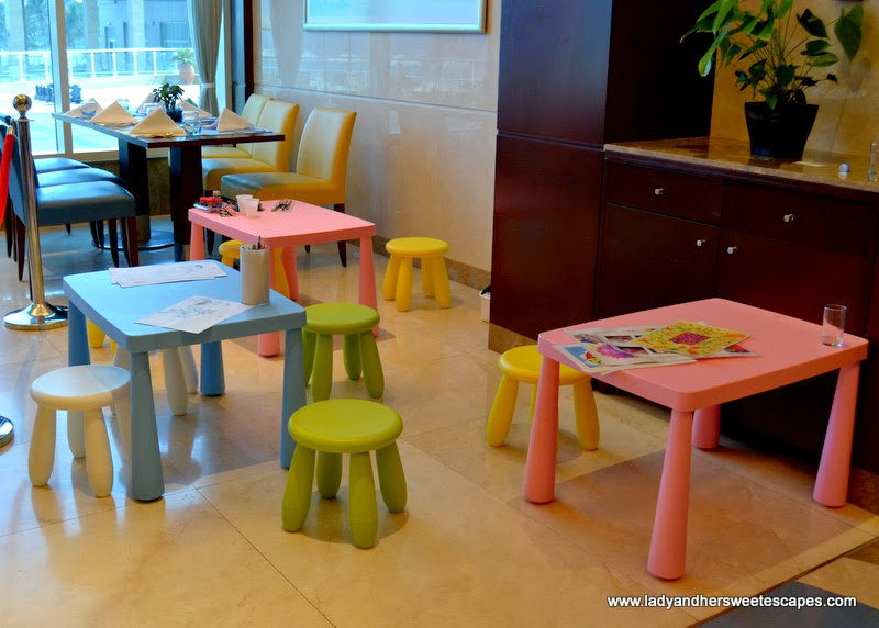 activities for the kids at Oceanic Hotel