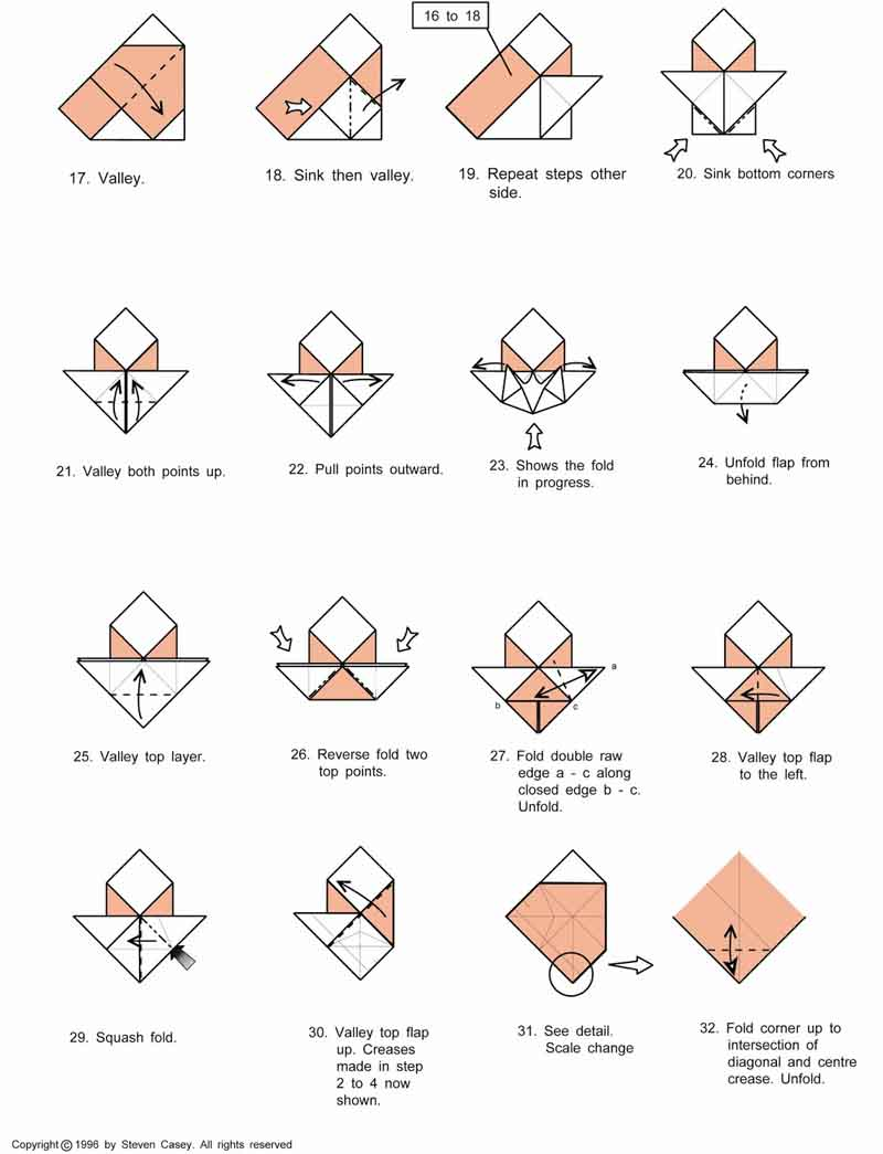 diagram-instruction-folding-beatiful