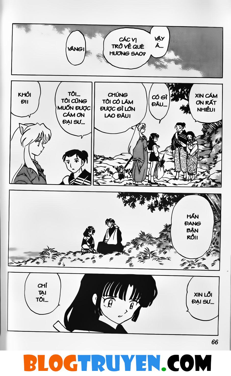 Inuyasha vol 30.4 trang 7