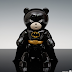 "Custom Build: HGBF 1/144 Beargguy III ""Batman version"""