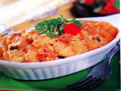 Gambar Resep Kaserol Sayuran