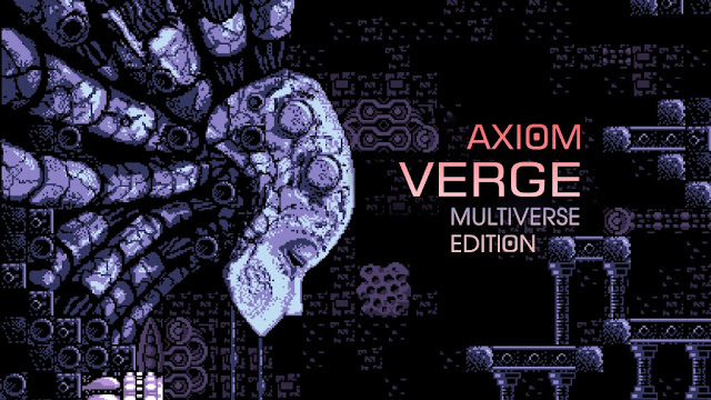 Nintendo Switch recibirá la edición multiverse de Axiom Verge