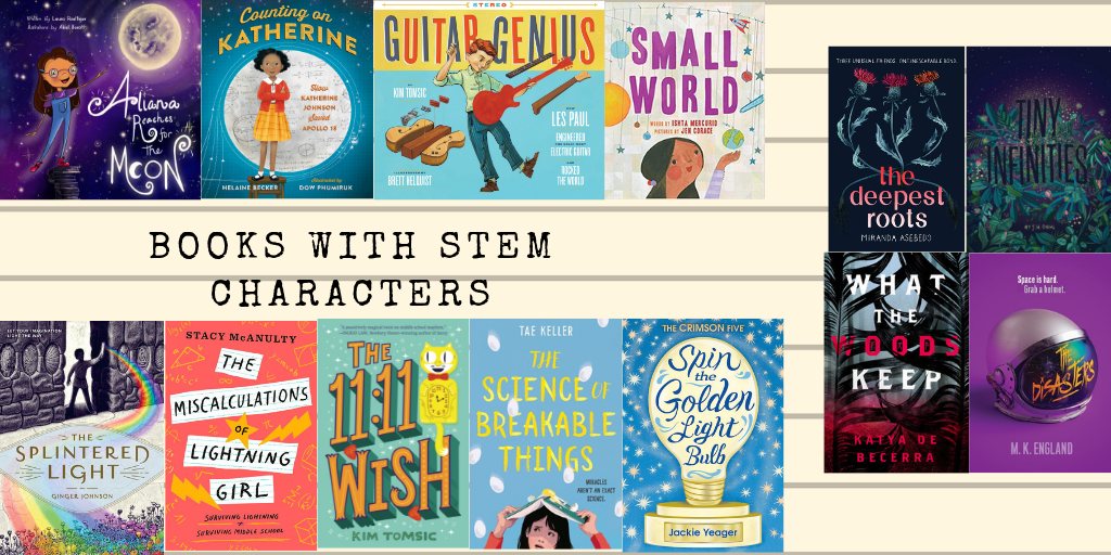 Books To Build STEM Collection