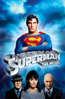 Christopher Reeve, Margot Kidder and Gene Hackman in Superman The Movie (1978) review