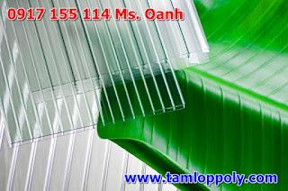 Nhà phân phối tấm lợp lấy sáng thông minh polycarbonate chính thức tại Miền Nam - Sơn Băng ảnh 33