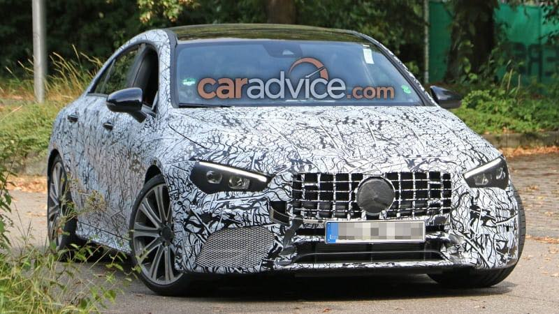 Mercedes-AMG CLA45 Phiên Bản 2020 Lộ Diện
