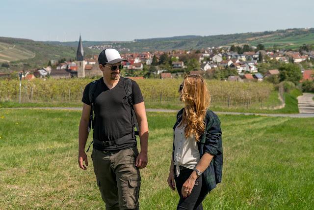 LT 17 Kur und Wein | Wandern in Bad Mergentheim | Liebliches Taubertal Weinlehrpfad Markelsheim | Wanderung um Bad Mergentheim 11