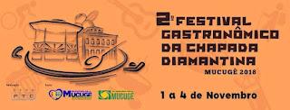Festival Gastronômico da Chapada
