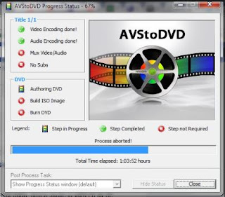 أداة, حديثة, ومتطورة, لتحويل, صيغ, وتنسيق, الفيديو, AVStoDVD